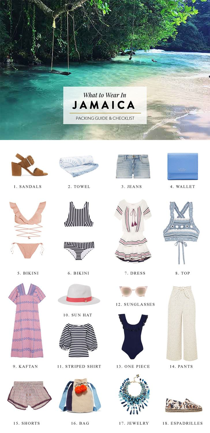 what to wear in Jamaica-Packing-Guide