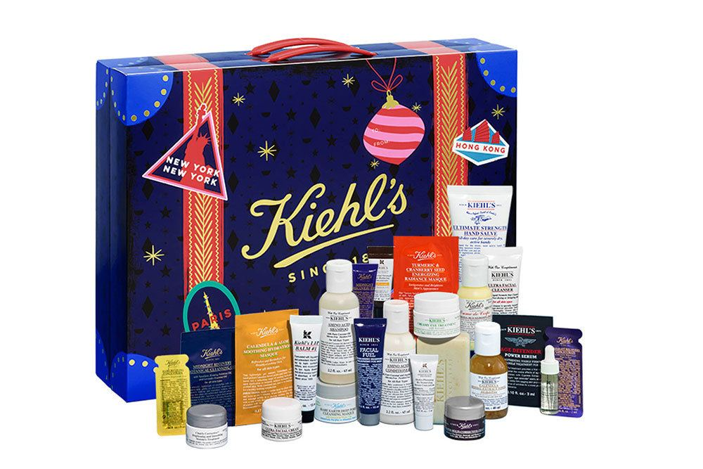 Kiehls advent calendar 2018