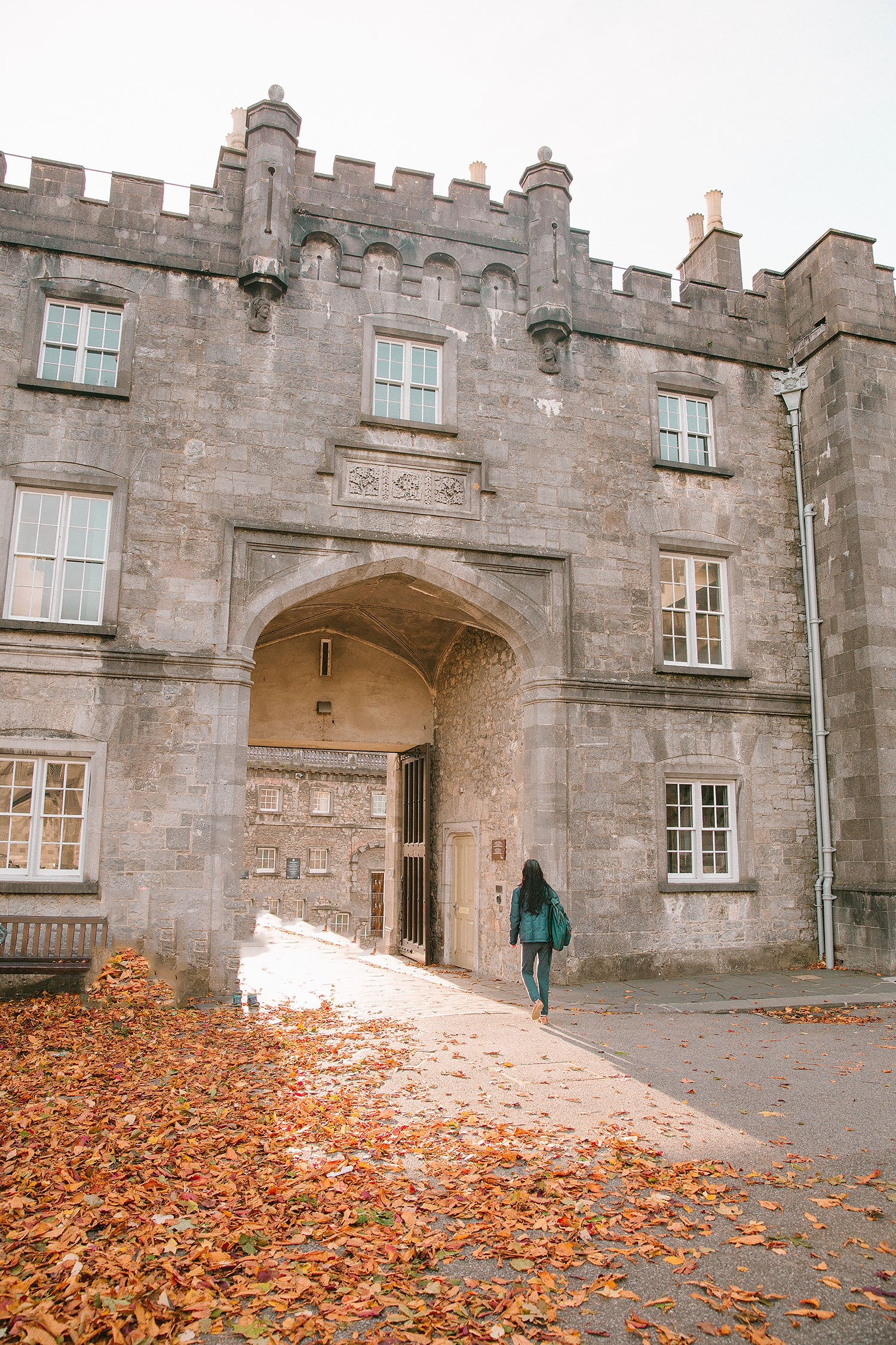 Kilkenny Castle Ireland Kilkenny Travel Guide