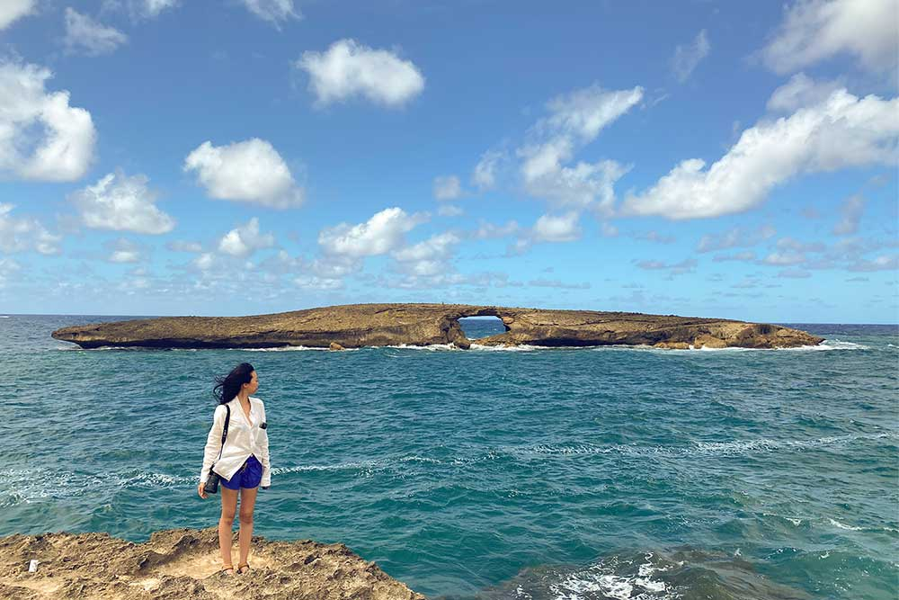 Laie-Point-Lookout-north-shore-road-trip