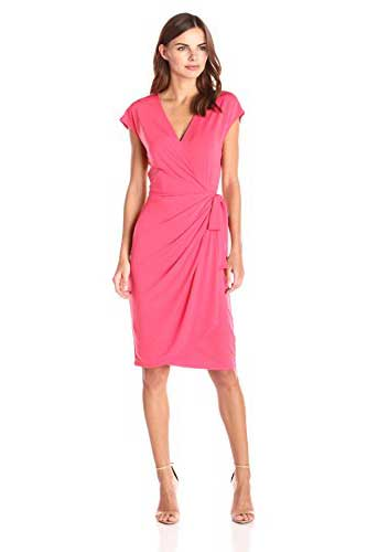 Lark-and-Ro-Classic-Wrap-Dress