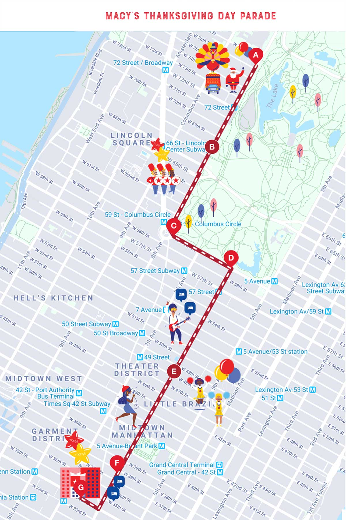 Macys-Thanksgiving-Parade-Route