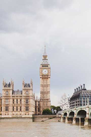 best time to visit London for affordable hotel