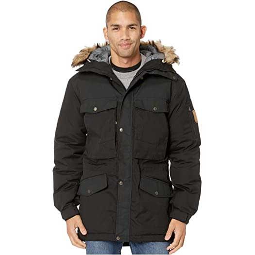Mens-Coats-Extreme-Cold-Fjallraven