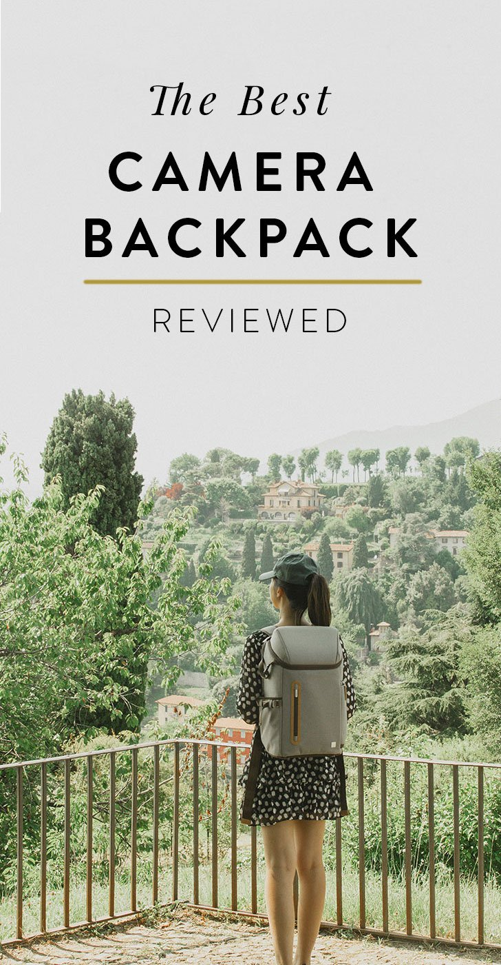 Moshi Camera Backpack review