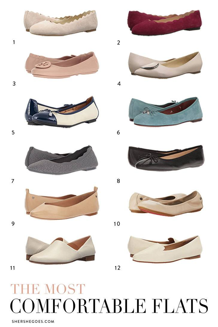 finest selection sale usa online great deals 12 of the Most Comfortable Flats EVER (2019)