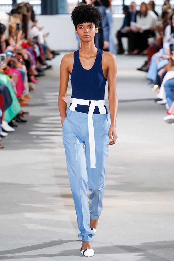 NYFW 2017 Tibi Spring 2018 Collection