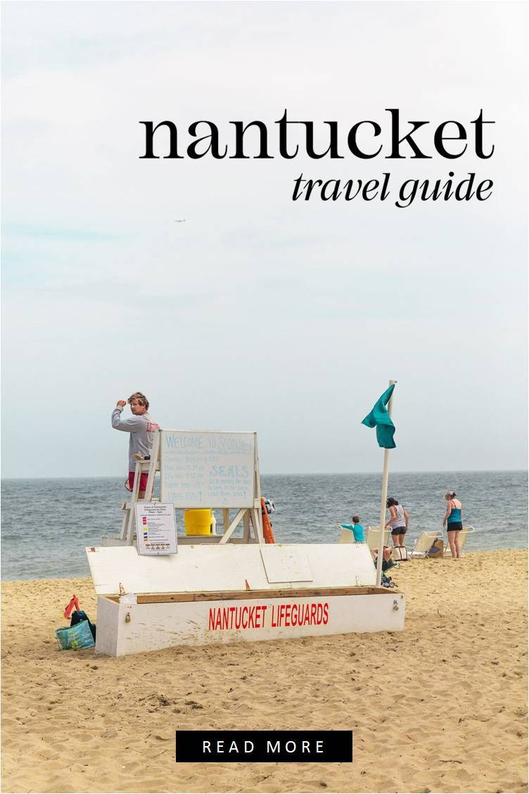 Nantucket travel guide - Copy
