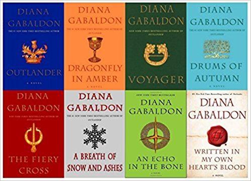 Outlander Book favorite