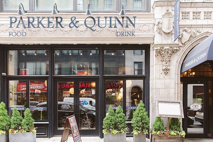 Parker-and-Quinn-Brunch-inside-Refinery-29-Hotel-Garment-District-NYC-11