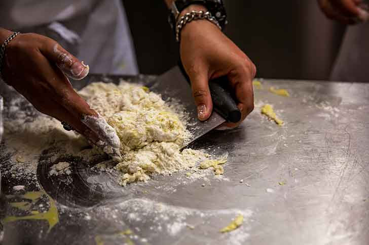 vimbly cooking class pasta 101 with institute of culinary education
