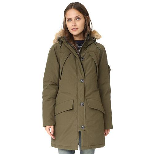 Penfield Womens Travel Jacket