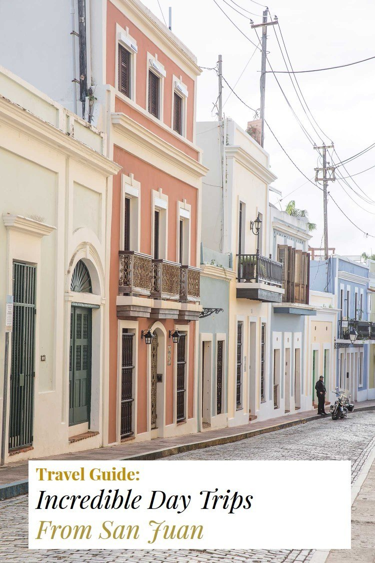 Puerto Rico Day Trips