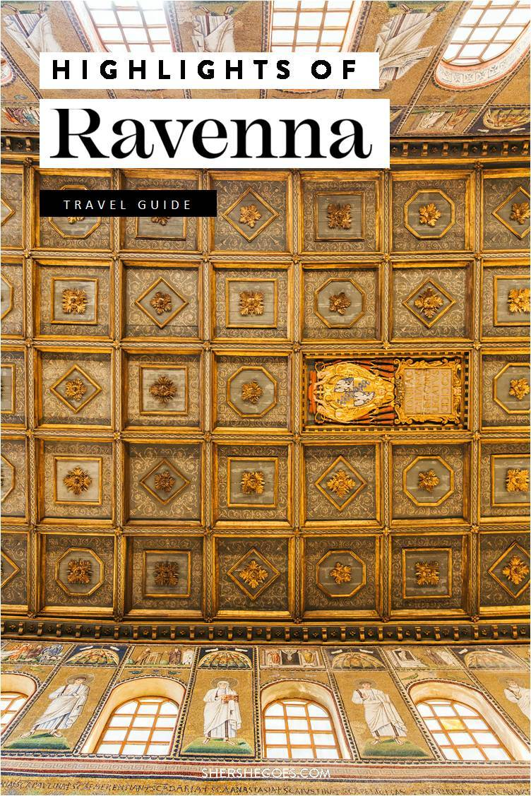Ravenna in 1 day itinerary