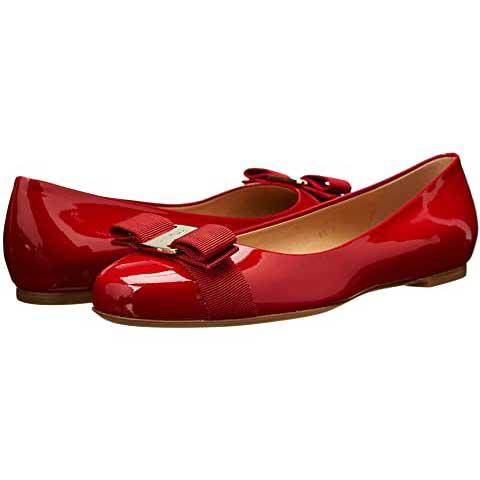Red-Ballet-Flats-Salvatore-Ferragamo