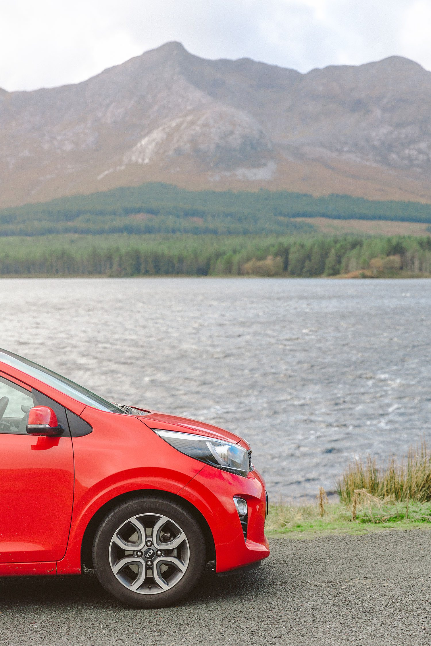 Renting a Car in Ireland