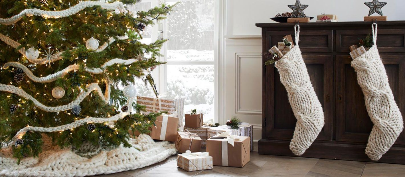 Rustic Christmas Tree and Decor Ideas for the Home