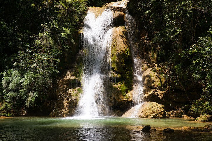 7 reasons to visit samana dominican republic el limon waterfall