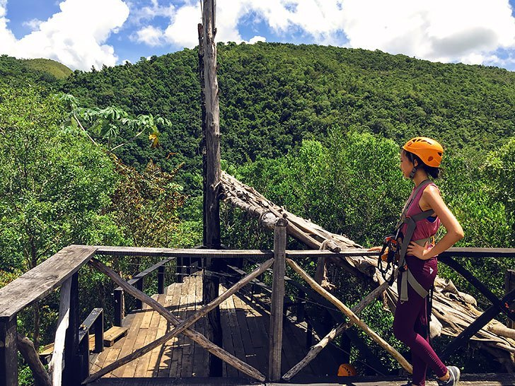 7 reasons to visit samana dominican republic dominican tree house ziplining