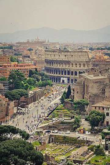 best time to visit Rome for affordable hotel