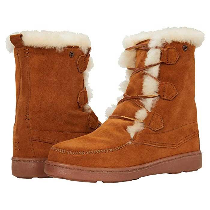 Shearling-Boots-Minnetonka