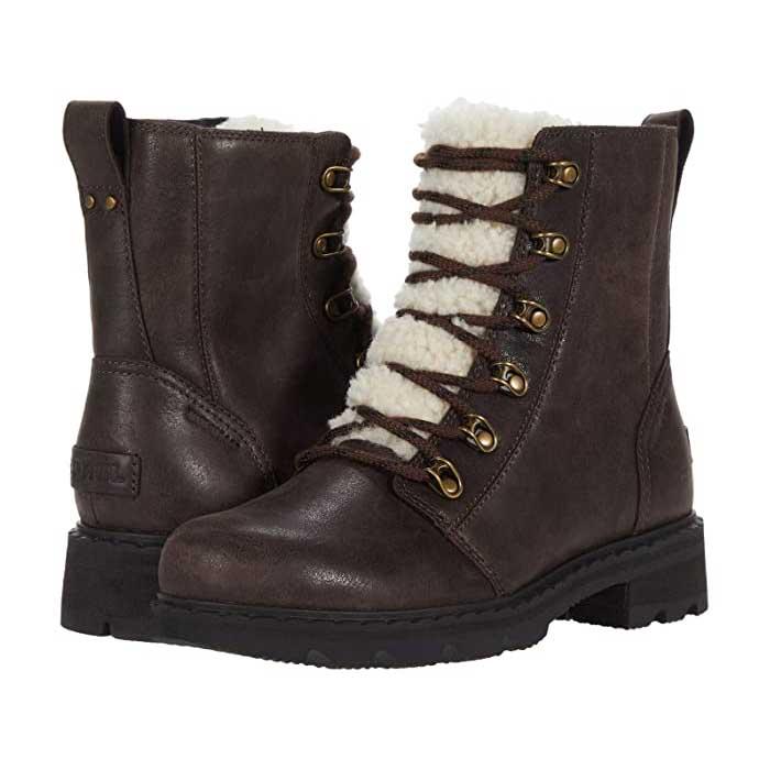 Shearling-Boots-Sorel