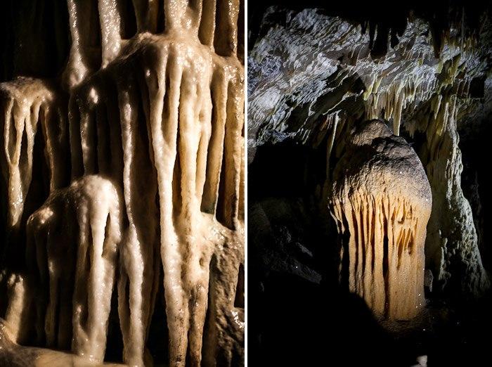 karst rock underground slovene Postojnska jama caves stalagmite stalactites