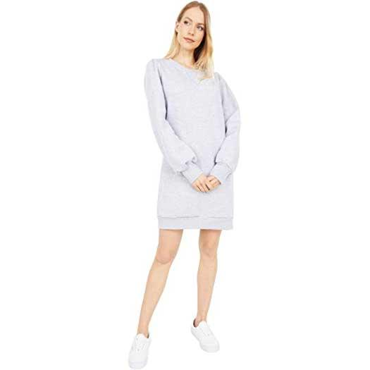 Sweatshirt-Dress-Lamade
