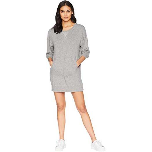 Sweatshirt-Dress-Splendid