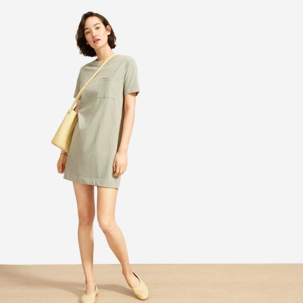 T-Shirt-Dress-Everlane