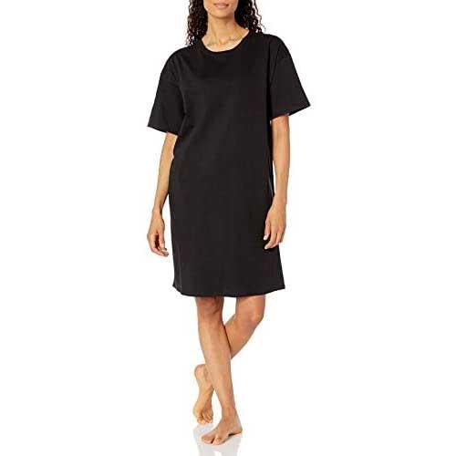 T-Shirt-Dress-Hanes