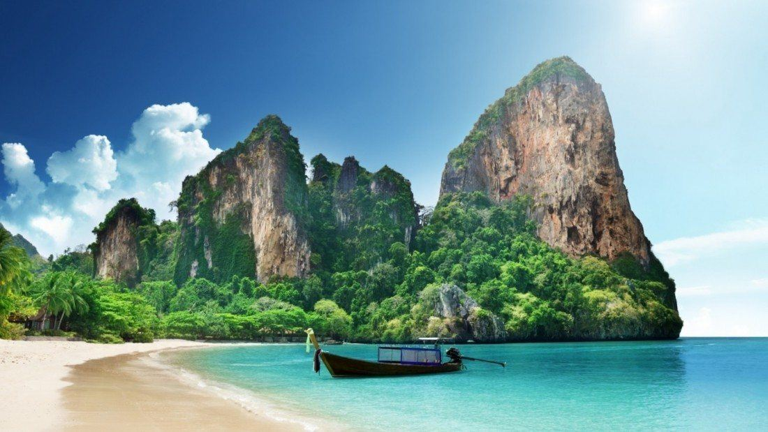 Thailand beach guide andaman or gulf coast islands shershegoes.com