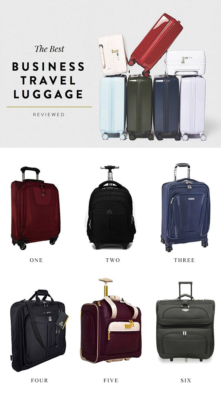 The 6 Best Business Travel Luggage Pieces for Your Next Trip ...