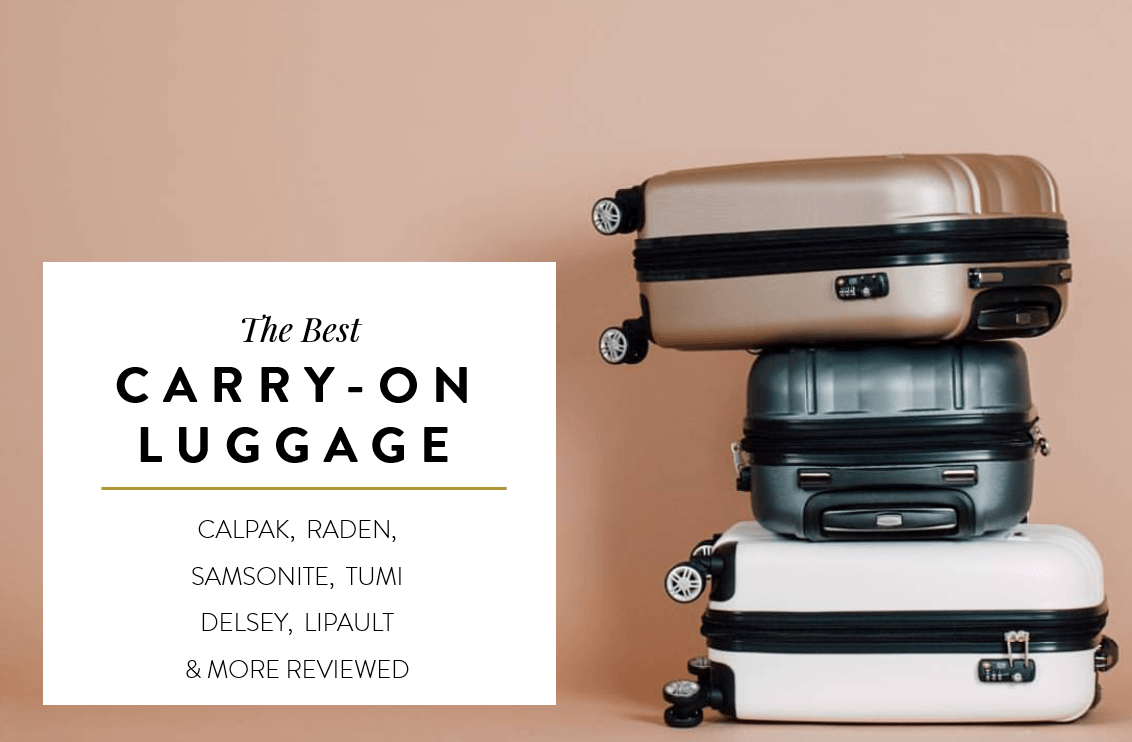 the best carry on luggage 2017 as tested by a frequent flier