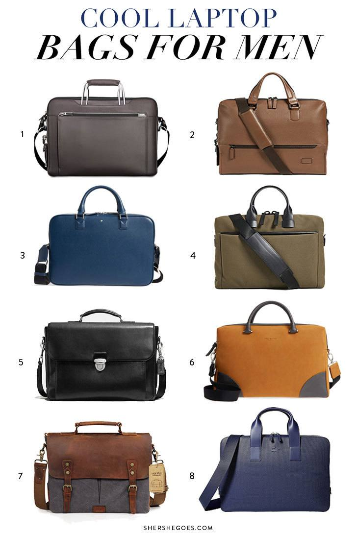 The Best Laptop Bags for Men