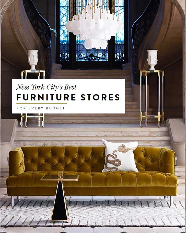 The Best Furniture Stores In NYC For Every Budget
