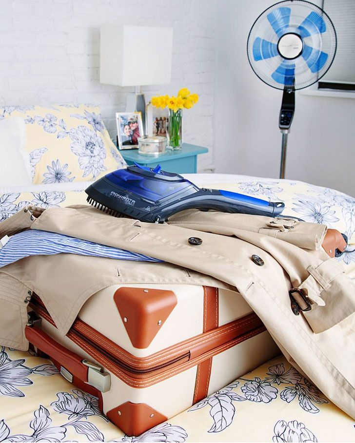 The Best Travel Clothes Steamer