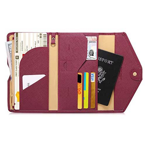 The-Best-Travel-Document Organizer-Wallet-Review