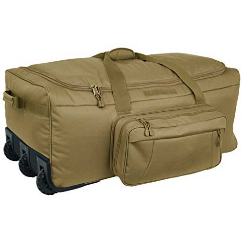 The Best Travel Duffel Bag with wheels