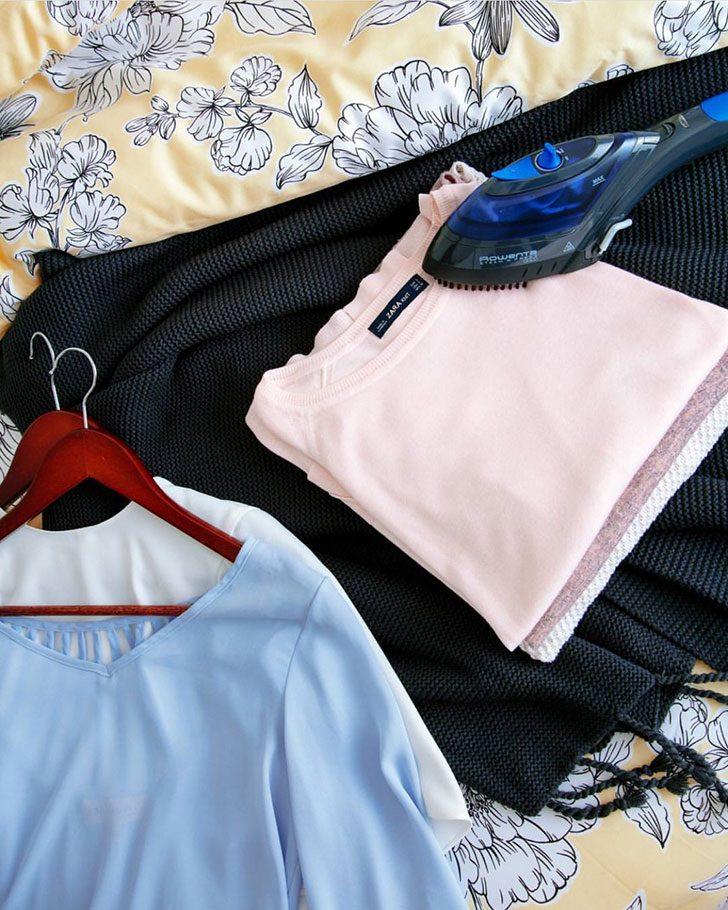 The Best Travel Garment Steamer