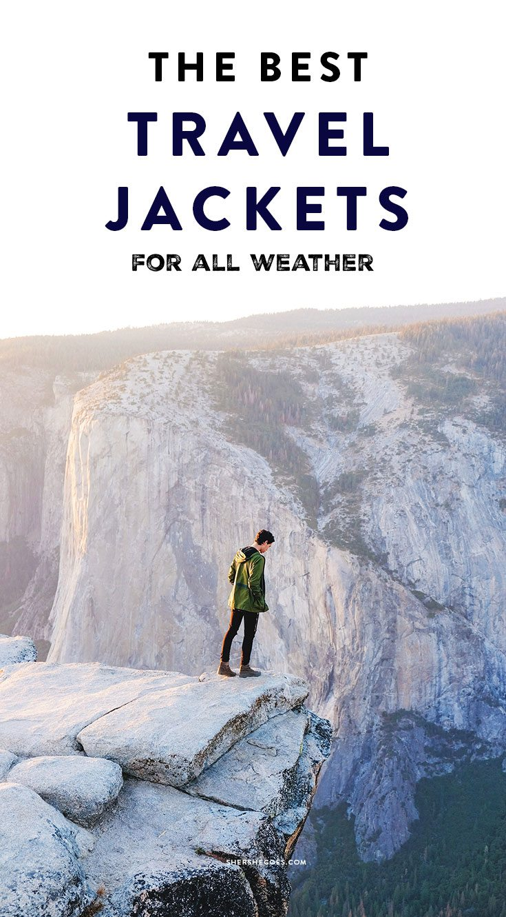 Best Travel Jackets for All Weather