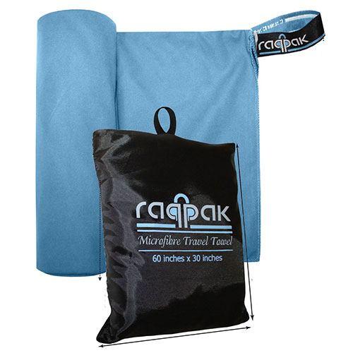 The Best Travel Towel Raqpak Microfiber Travel Towel