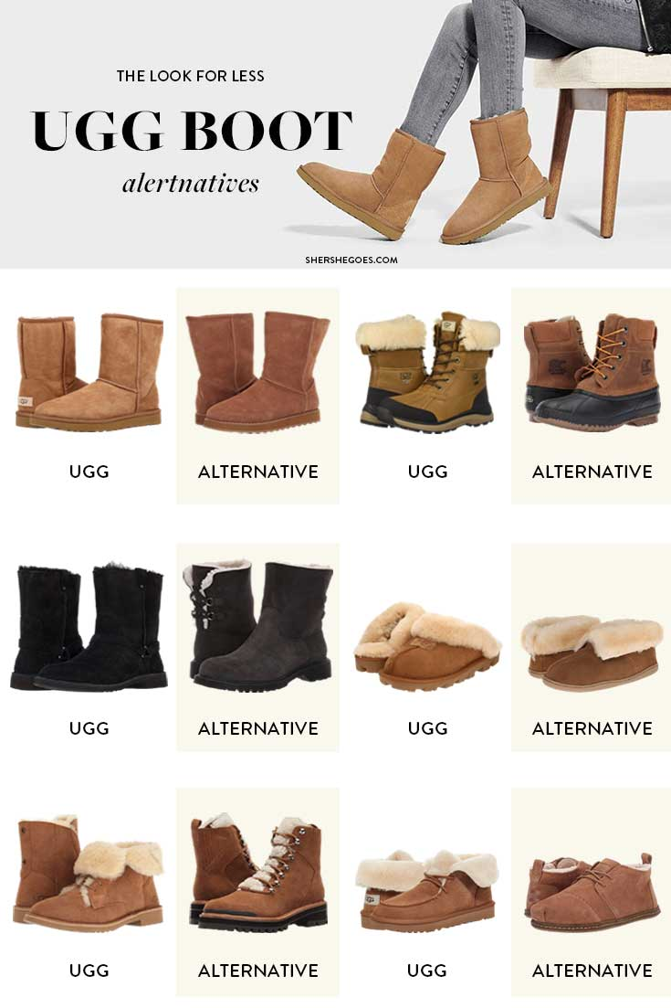 UGG-boots-look-for-less