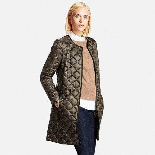 Uniqlo-Womens Ultra Light Down Jacket