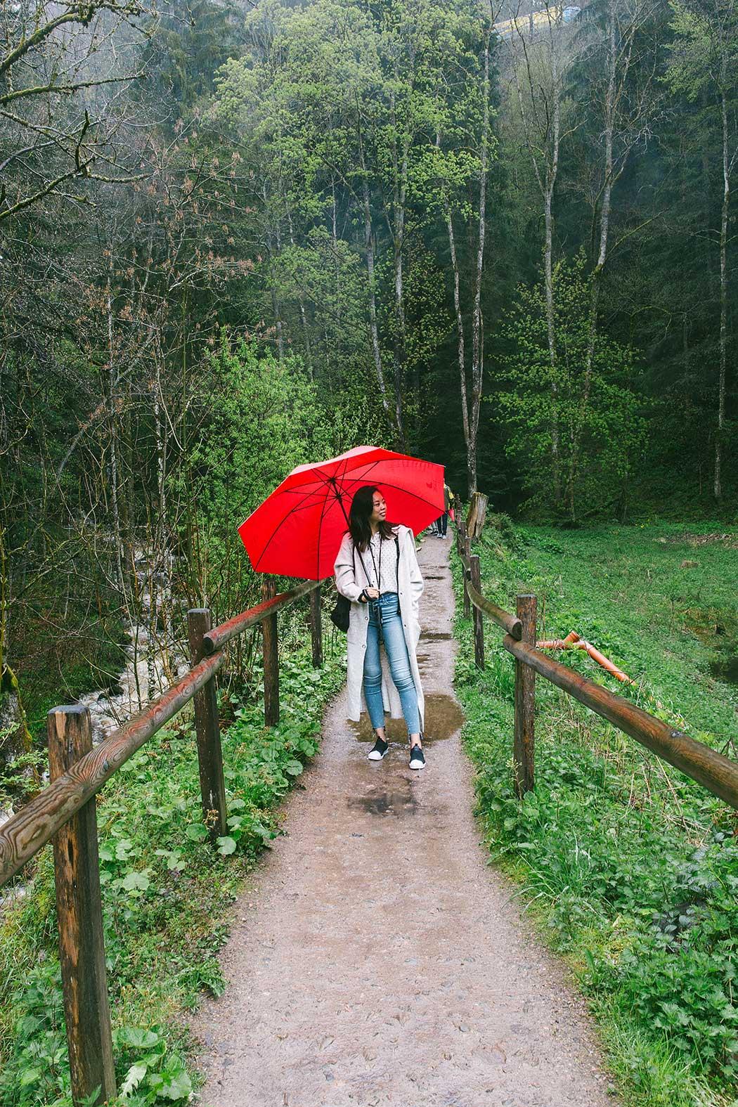 Best Travel Umbrella - lightweight compact umbrella reviews