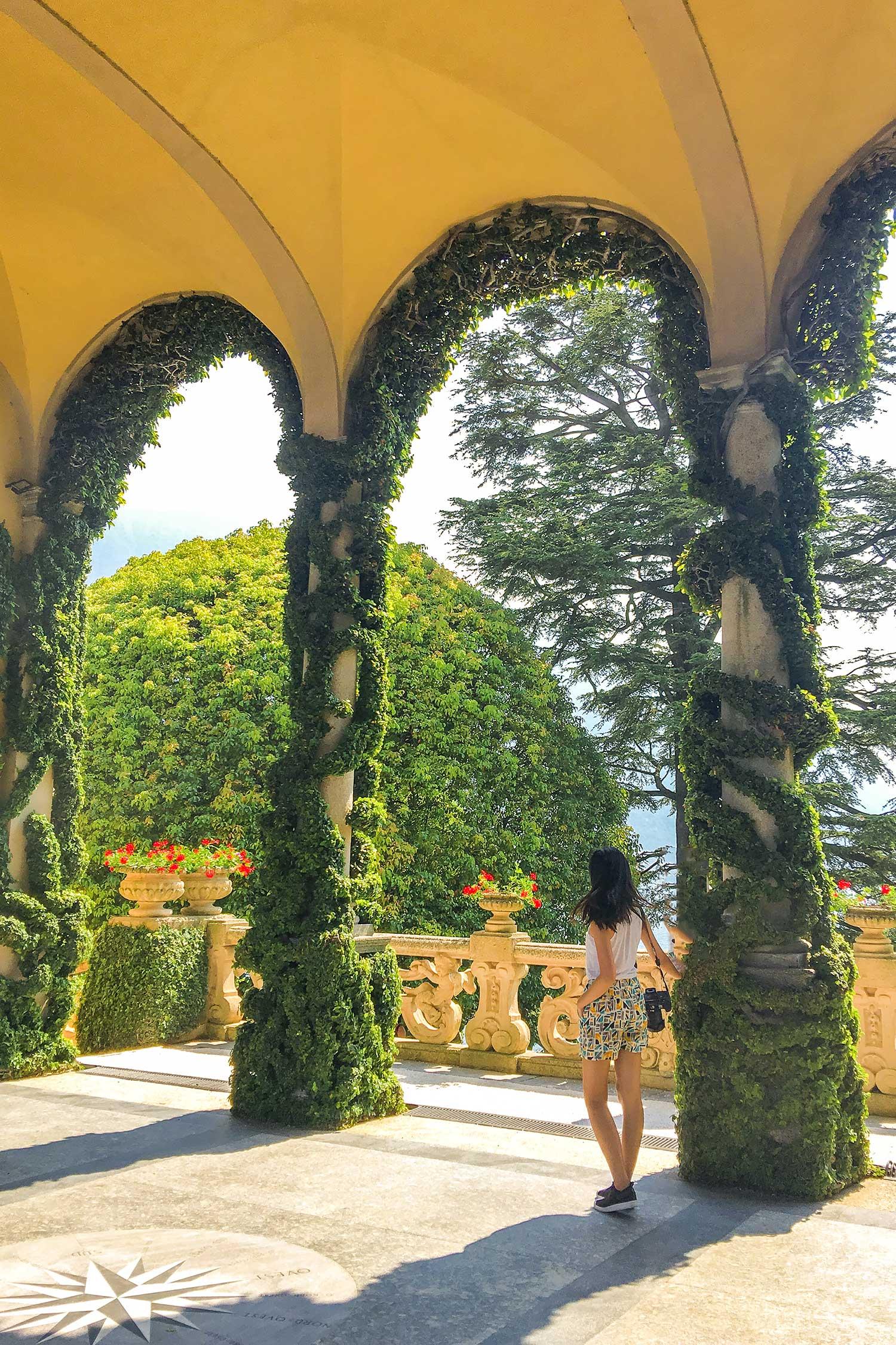 Villa del Balbianello Italy