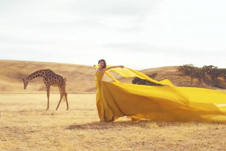 Africa - Magazine cover