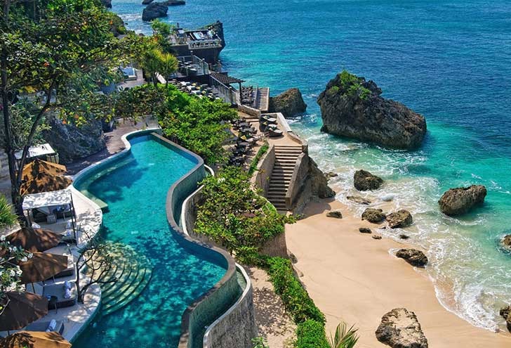 Where to Stay in Bali AYANA Resort & Spa