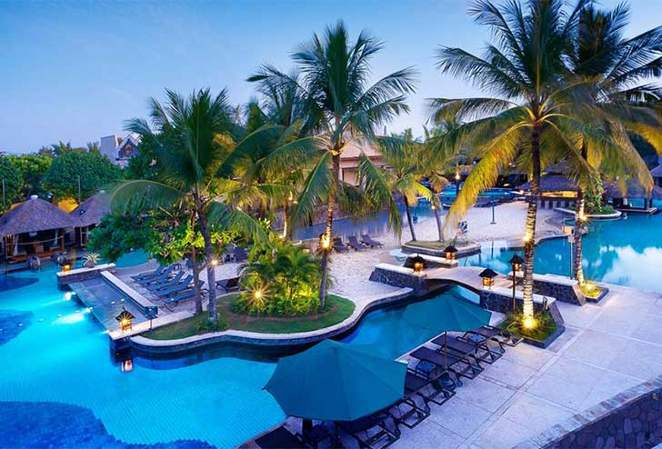 Where to Stay in Bali Hard Rock Hotel Bali