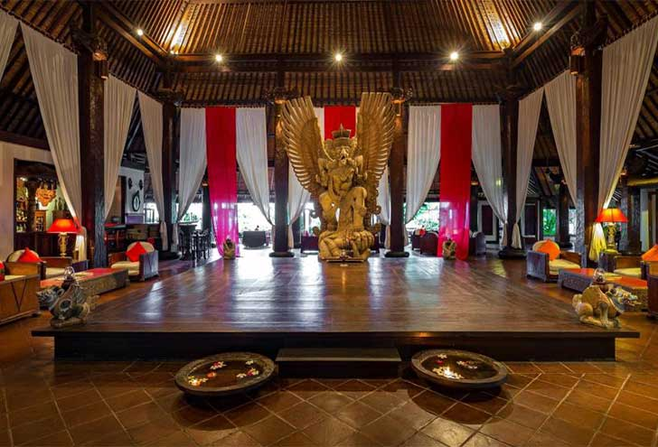 Where to Stay in Bali Hotel Tugu Bali